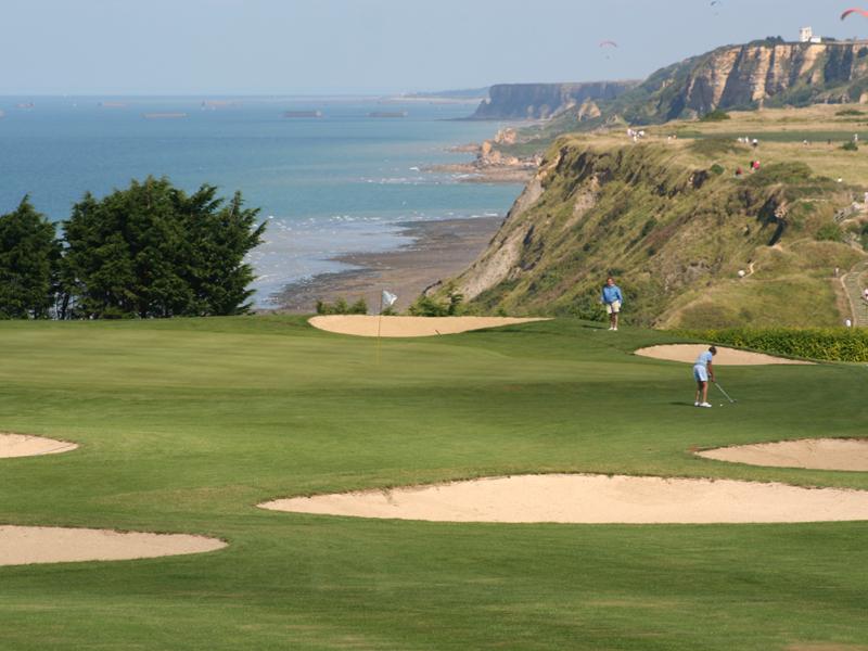 Hôtel Mercure Omaha Beach - Golf 36 trous - ©Hôtel Mercure Omaha Beach