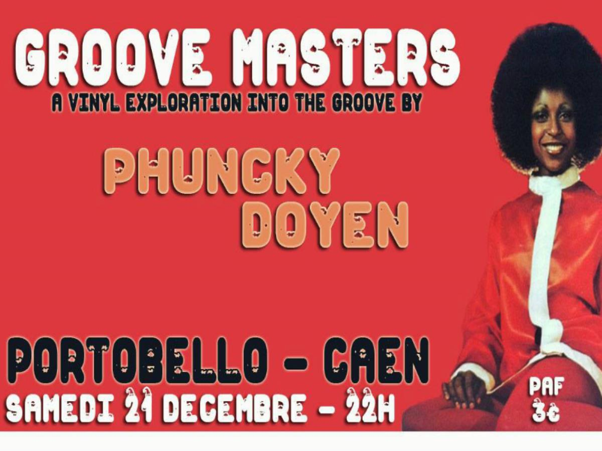 Groove christmas masters