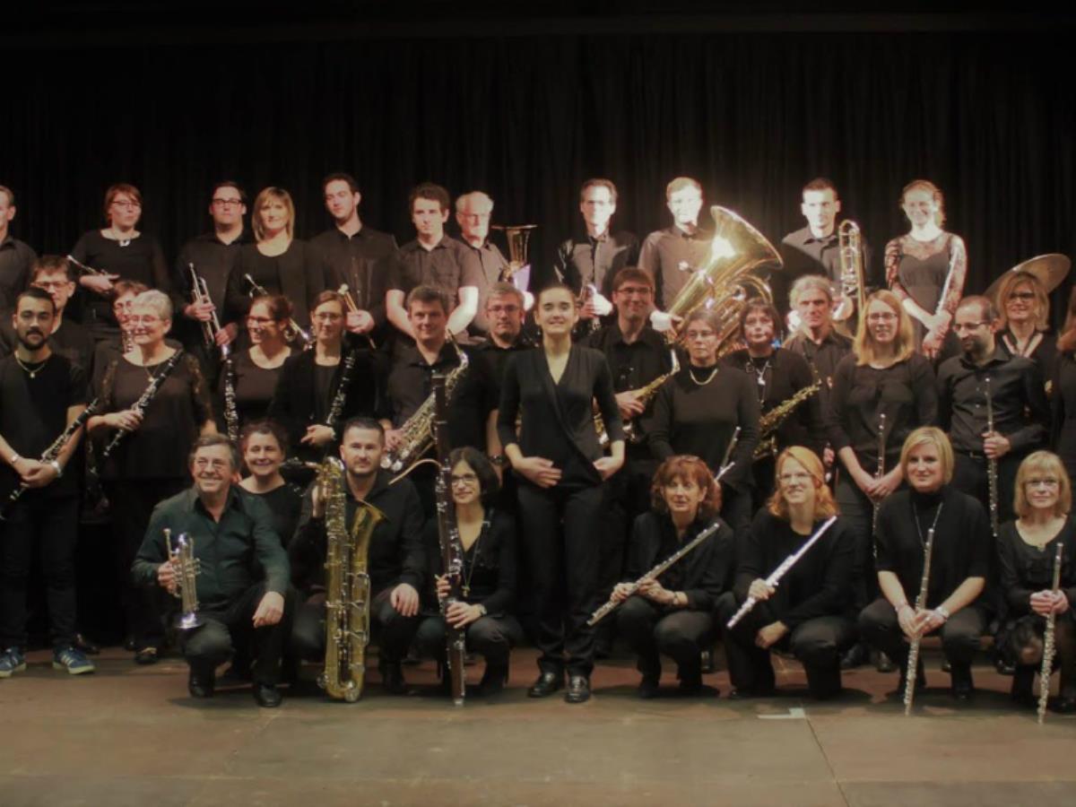 Concert de l'Harmonie de la SMN