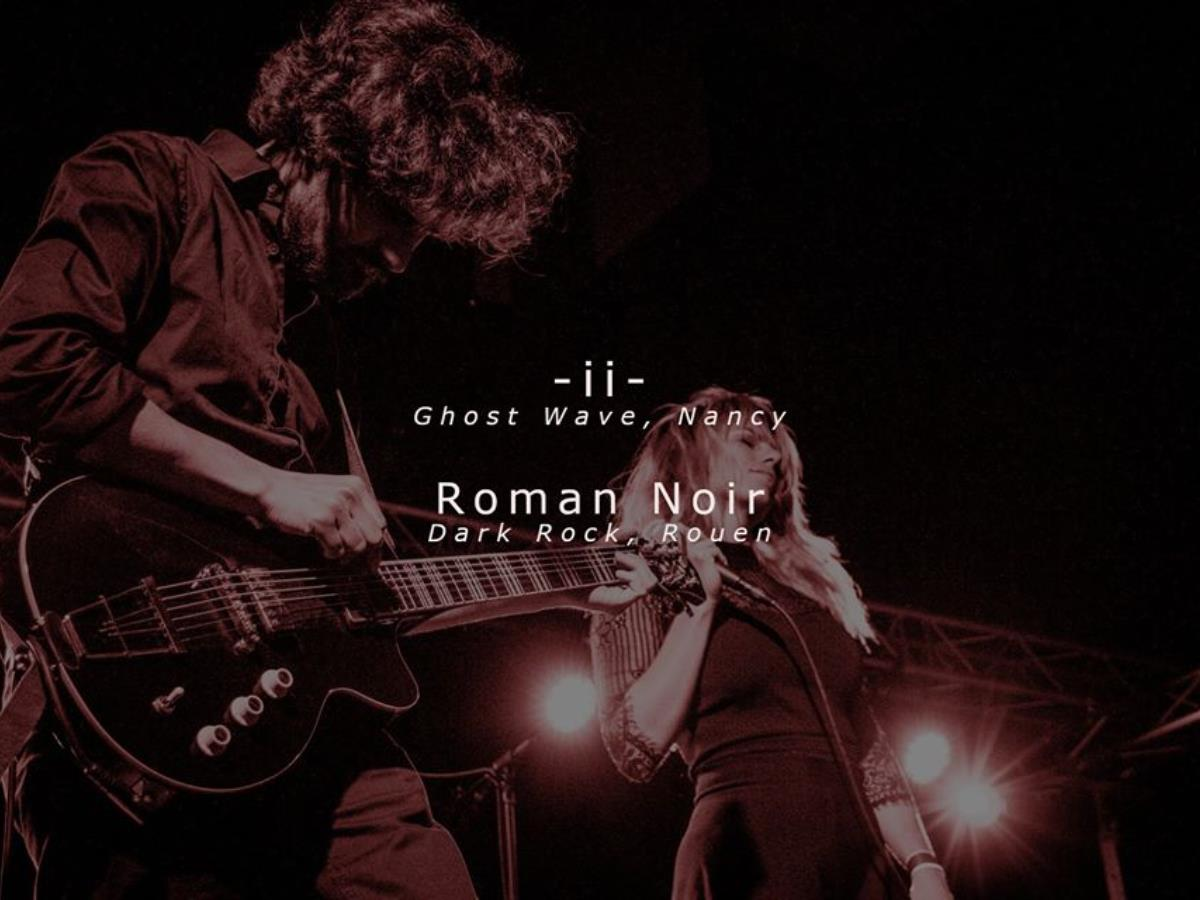 -ii- + Roman Noir