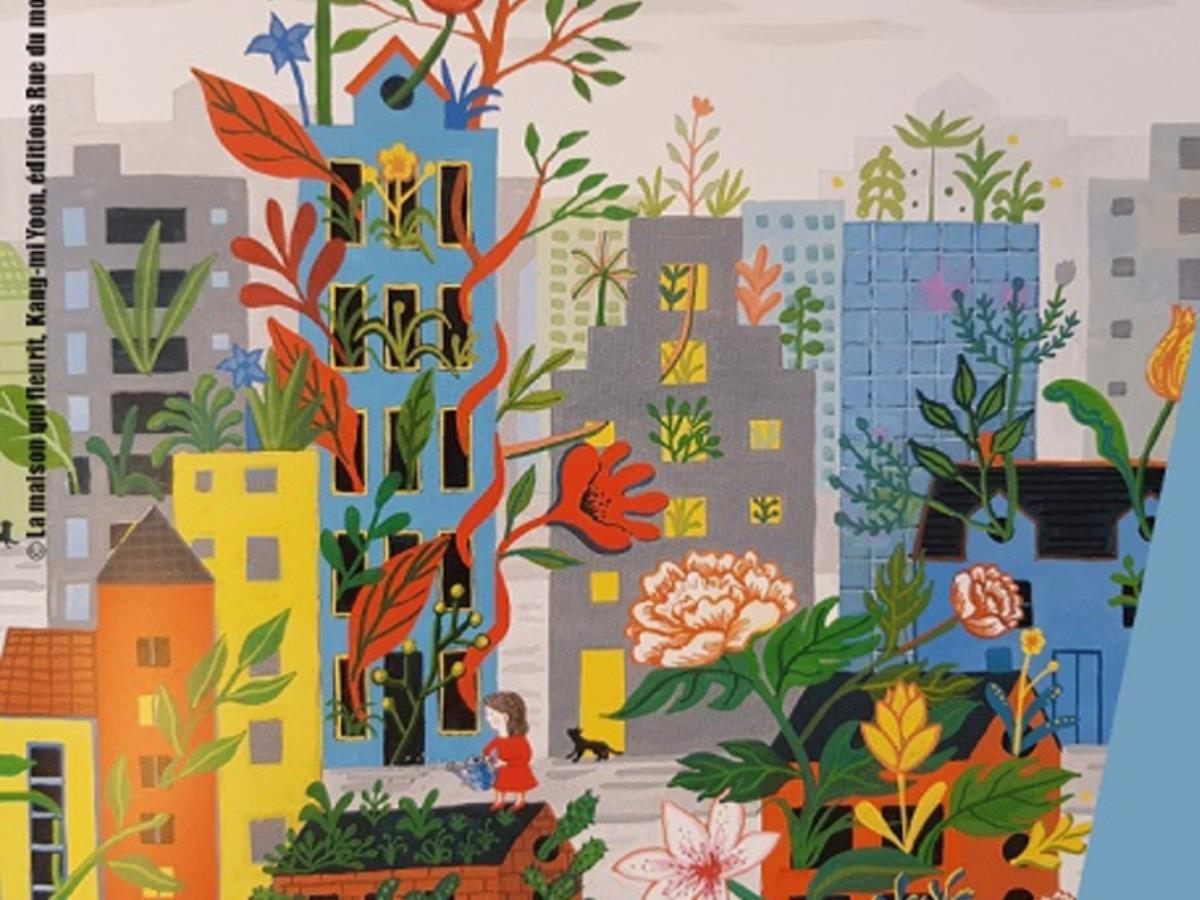 Atelier Archi' lecture La maison qui fleurit