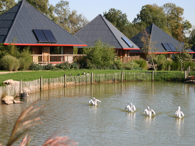 Lodges-CERZA - ©Cerza Safari Lodges - Hermival-Les-Vaux