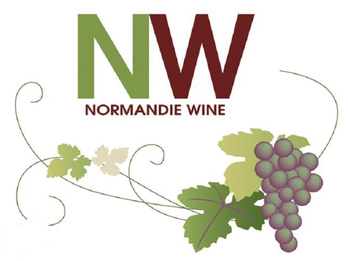 normandie wine logo