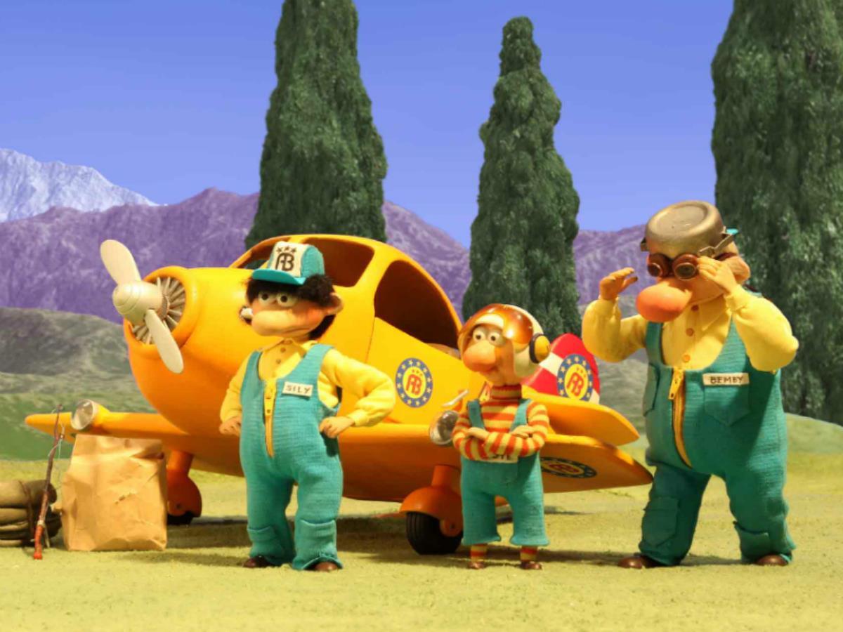 Le ciné de quatre heures : L'équipe de secours en route pour l'aventure !