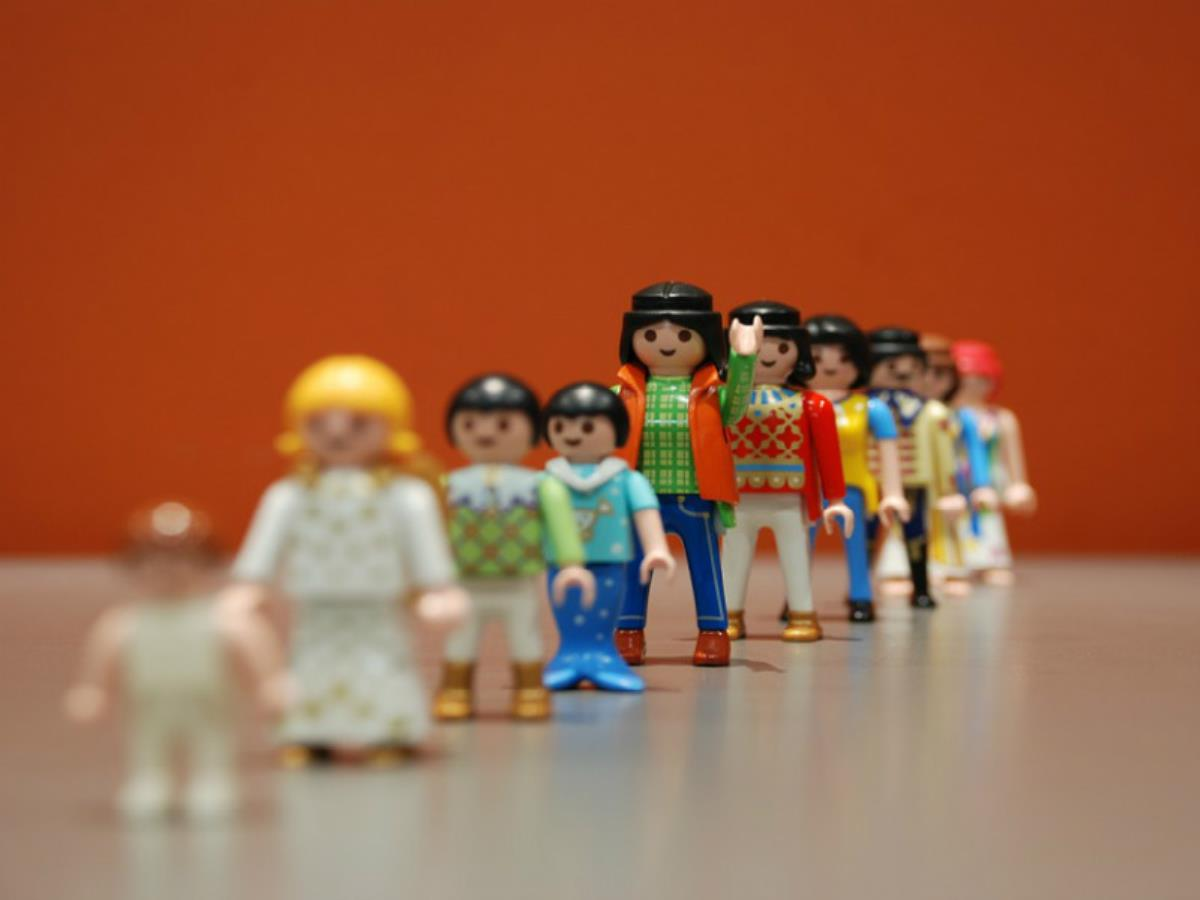 Expo/vente Playmobil