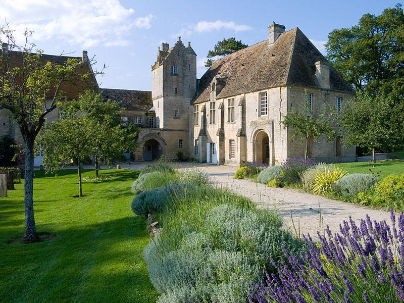 Jardins prieuré Brécy - ©©Jean-Christophe BENOIST