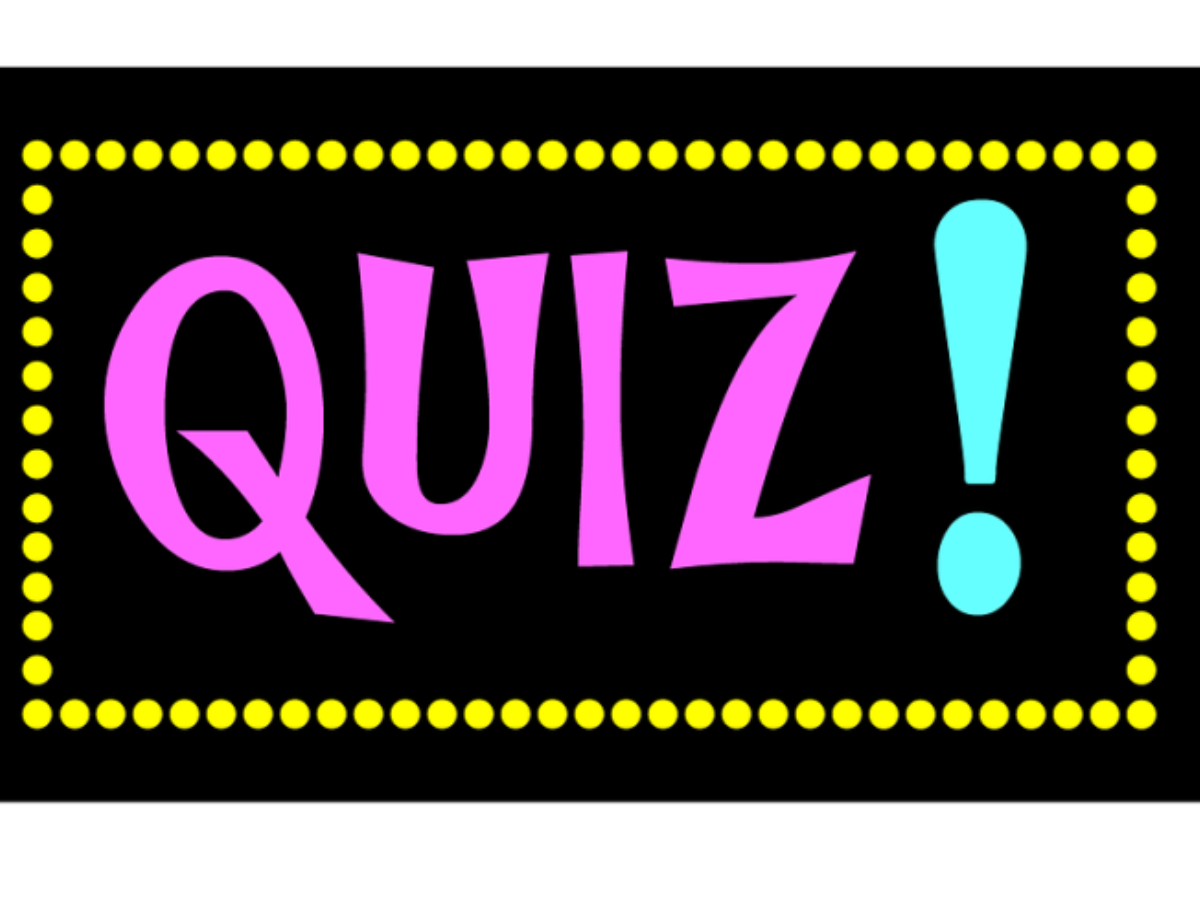 Quiz musical - Louviers