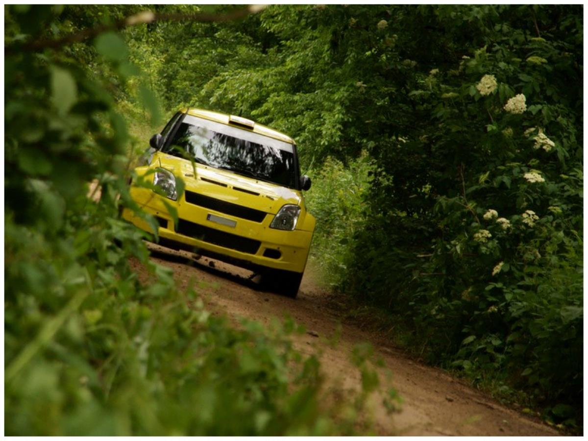 Rallye national de Lisieux Normandie