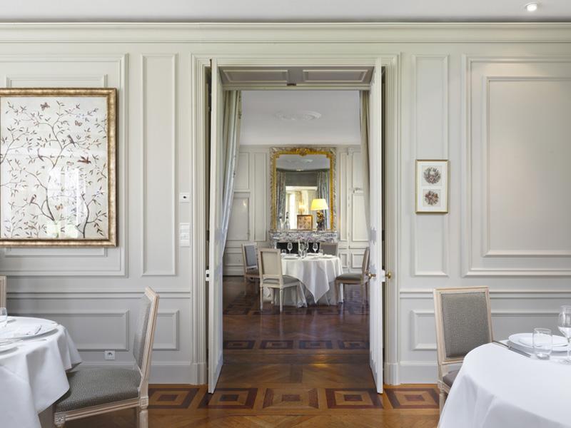 Château La Chenevière - Restaurant - ©Château La Chenevière