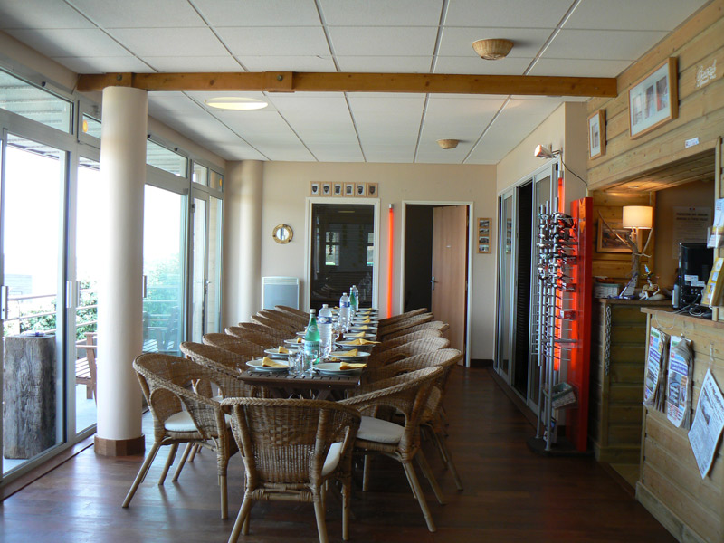 Restaurant- EOLIA Normandie - ©EOLIA Normandie