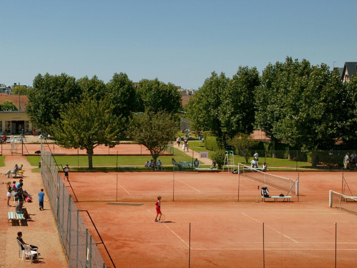 Tournoi de tennis Seniors