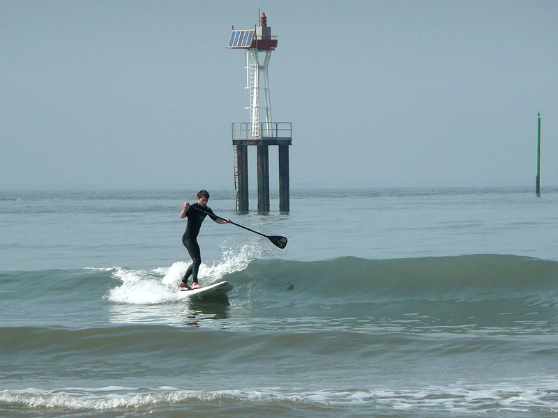 stive paddle trouville - ©© Christine Duhaut