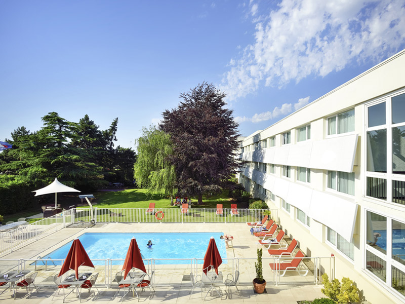 S minaire novotel caen c te de nacre normandie tourisme for Carpiquet piscine