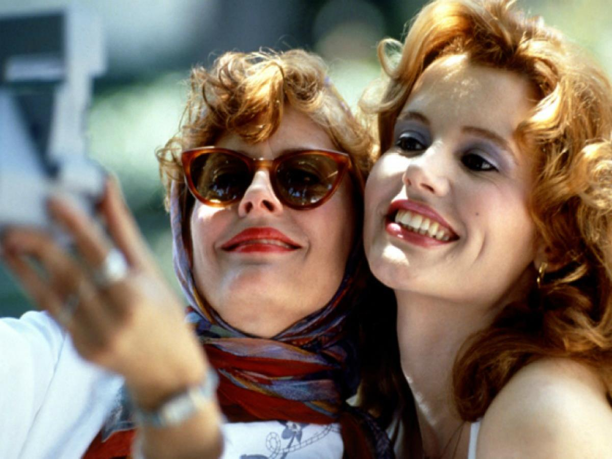 Quinzaine de l'art contemporain : projection du film Thelma et Louise