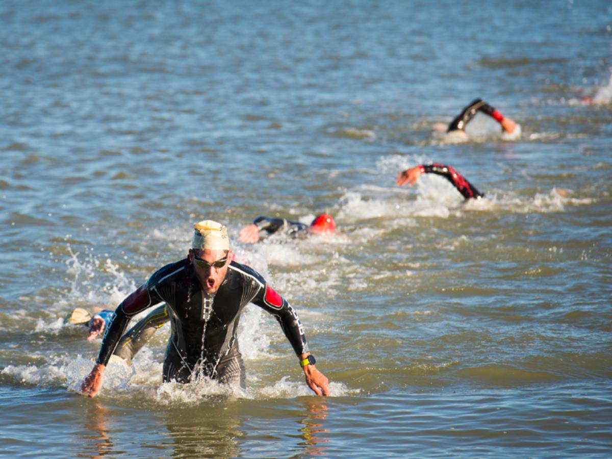 Triathlon International de Deauville Pays d'Auge #8