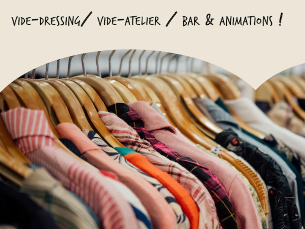 Vide-dressing, vide-atelier et animations en tout genre !